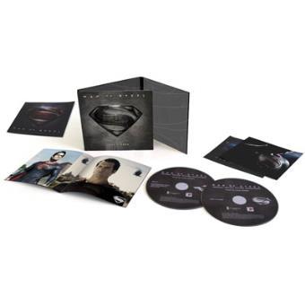 BSO Man of Steel (Score) (2CD)