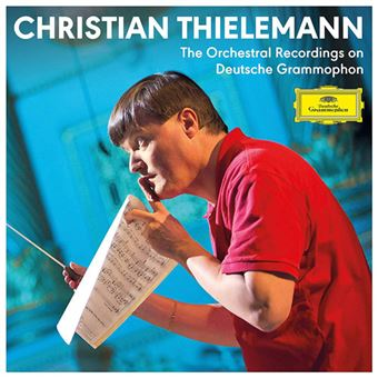 Christian Thielemann: Complete Orchestral Recordings on Deutsche Grammophon - 21CD