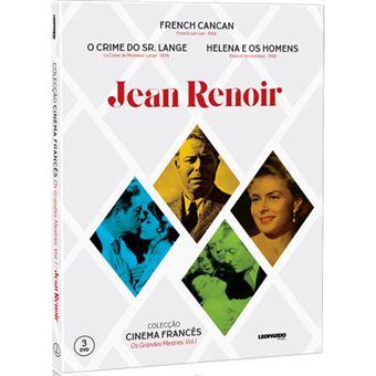 Coleção Cinema Francês: Os Grandes Mestres Vol 1 - 3DVD