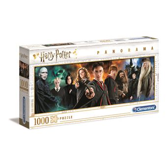 Puzzle Harry Potter Panorama