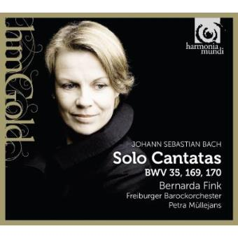 J.S. Bach | Solo Cantatas