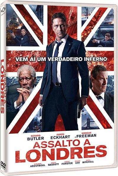 Assalto a Londres Trailer
