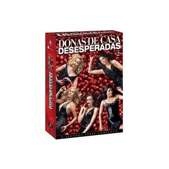 Donas de Casa Desesperadas - 2ª Temporada - DVD