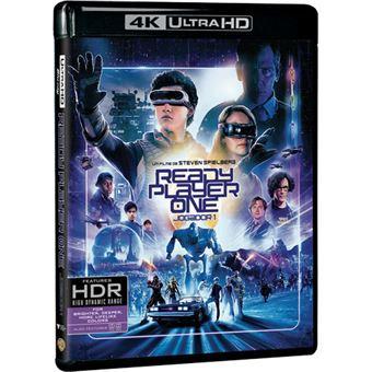 Ready Player One: Jogador 1 - 4K Ultra HD + Blu-ray