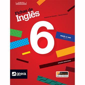 Fichas de Inglês 6 - Nível A2 - 6.º Ano