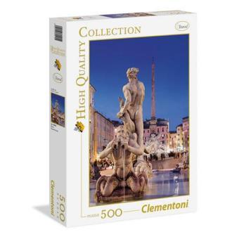 Puzzle Roma Piazza Navona (500 Peças)