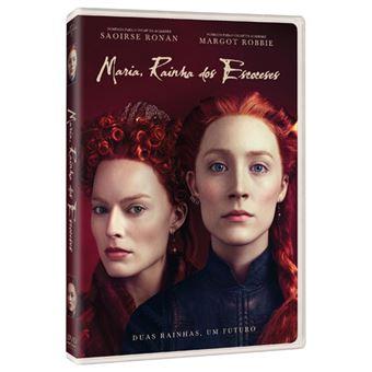 Maria, Rainha dos Escoceses - DVD