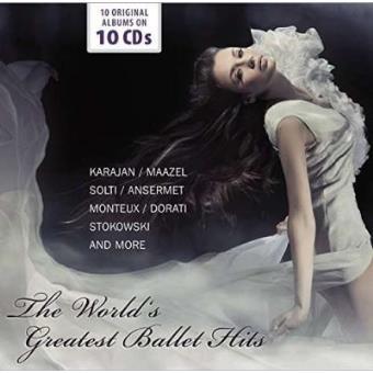 The world's greatest ballet (10CD)