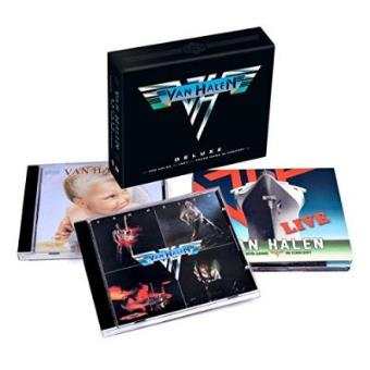 Deluxe (remastered) (Limited Edition 4CD)