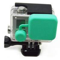 New Mobile Tampa Silicone Verde para GoPro HERO3/3+