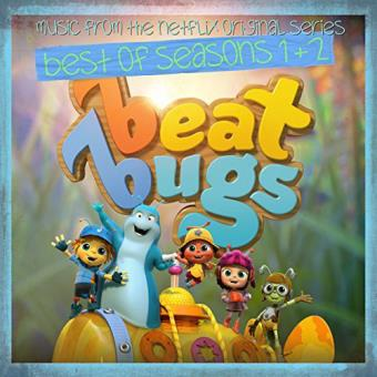 BSO Beat Bugs: Best Of Seasons 1 & 2 (Music From The Netflix Original  Series)