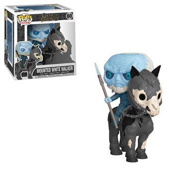 Funko Pop! Game of Thrones: White Walker on Horse - 60