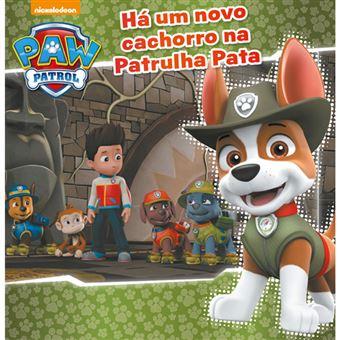 Patrulha Pata: Há um Novo Cachorro na Patrulha Pata