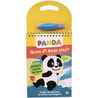 Panda: Quem é? Onde Está?