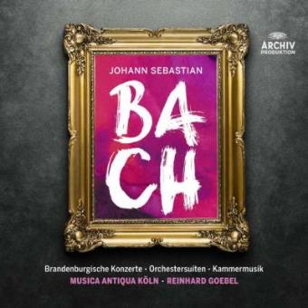 Bach   Musica Antiqua Köln (13CD)
