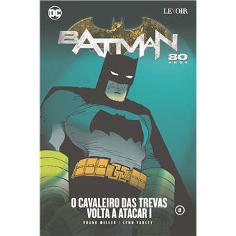 Batman 80 Anos: O Cavaleiro das Trevas Volta a Atacar 1