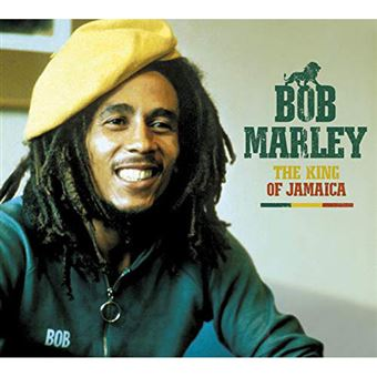 The King of Jamaica - LP 12''