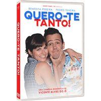 Quero-te Tanto! - DVD