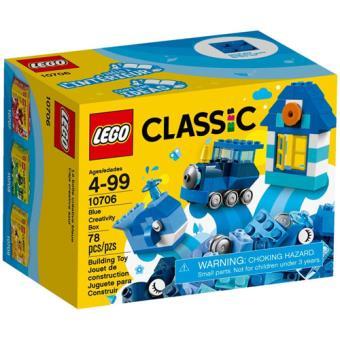 LEGO Classic 10706 Caixa de Criatividade Azul