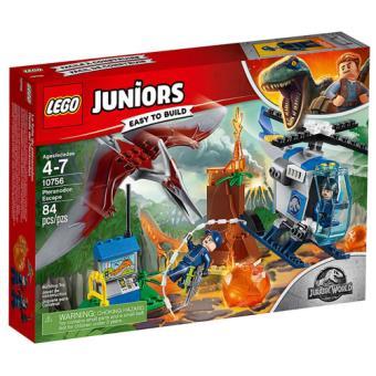 LEGO Juniors 10756 Fuga de Pteranodonte