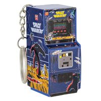 Porta-Chaves Metal Space Invaders Arcade