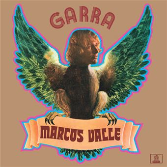 Garra - LP 180g Vinil 12''