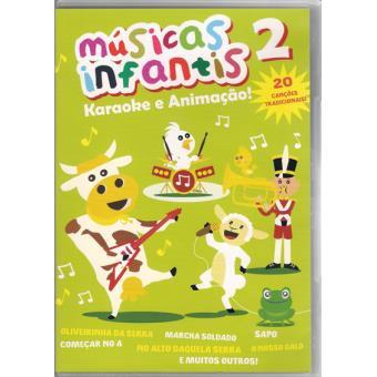Músicas Infantis Vol.2