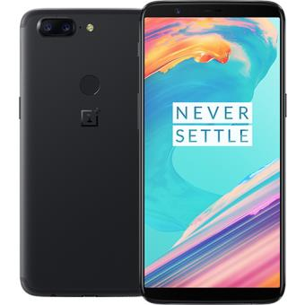 Smartphone OnePlus 5T - 128GB - Midnight Black