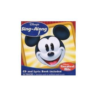 Sing A Long Disney's