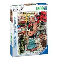 Puzzle Popeye (1500 peças)