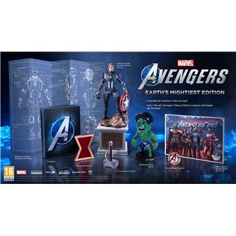 Marvel Avengers Edição Colecionador - PS4