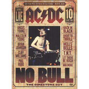 AC/DC: No Bull - Director's Cut