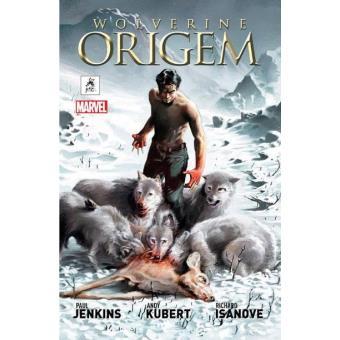 Wolverine - Origem Vol 1
