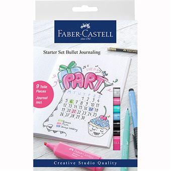 Set Iniciação Bullet Journaling Faber-Castell