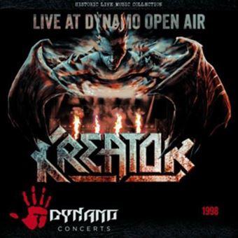 Live at Dynamo Open Air 1998 - CD