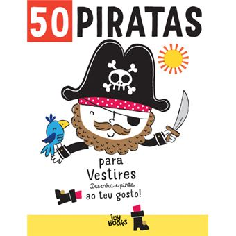 50 Piratas para Vestires!
