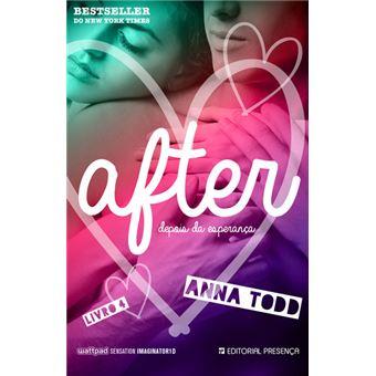 Saga After - Livro 4: Depois da Esperança