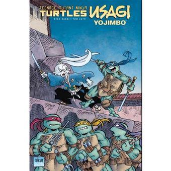 Teenage mutant ninja turles usagi y