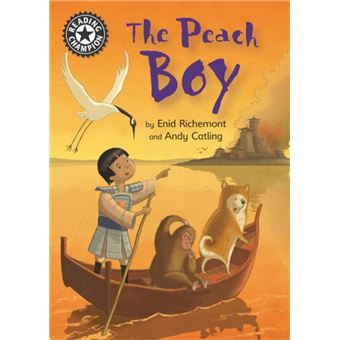 Reading champion: the peach boy
