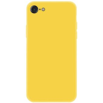 Capa 4-OK Silk 0.2 para iPhone 8 - Amarelo