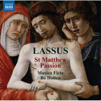 Lasso: St. Matthew Passion - CD