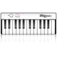 IK Multimedia Teclado Controlador MIDI iRig Keys Mini