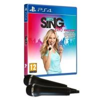 Let's Sing 2016 PS4 + 2 Microfones