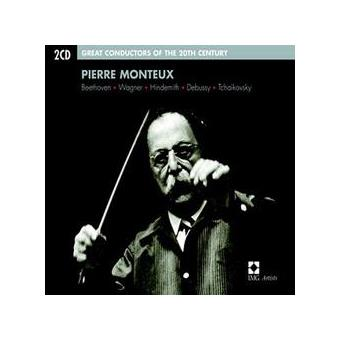 Pierre Monteux: Great Conductors of the 20th Century