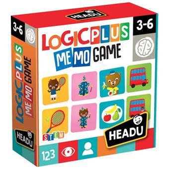 Logic Plus Memogame - Headu