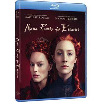 Maria, Rainha dos Escoceses - Blu-ray