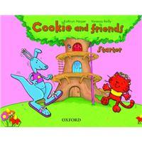 Cookie and Friends Starter - Classbook