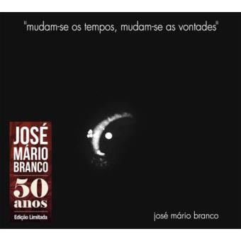 Mudam-se os Tempos, Mudam-se as Vontades - Edição 50 Anos) - CD
