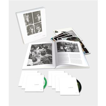 White Album - 50th Anniversary Edition - 6CD + Blu-ray