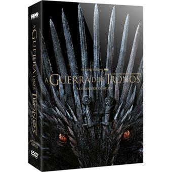 Guerra dos Tronos   Game of Thrones Season 8 - DVD